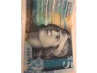 Rare £5note one of the first printed looking for offers
