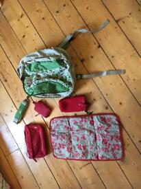 Changing bag/ back pack by Baby Mule