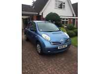 2006 Nissan Micra - excellent first time car, good condition