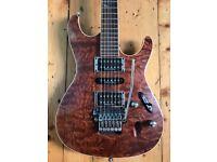 Ibanez S2170 Prestige Bubinga Top Guitar (Trade for macbook?) Super Strat a la RG, ESP LTD, Jackson