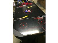 6 foot Power Air Hockey Table
