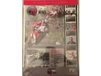 TT Stamps John McGuinness First 20 TT wins Stamps / pictures