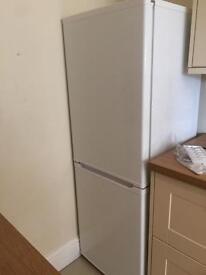 Nearly new Currys Fridge Freezer - Immacualte