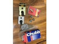 Chubb 5 lever lock and accessories