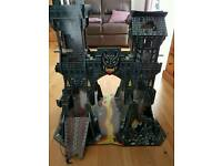 Castle of Doom and figures