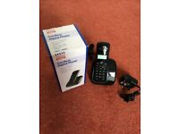 Tesco cordless digital phone, boxed - ideal for students!