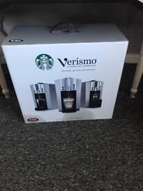 Starbucks verismo 600 coffee maker