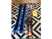 Movement Bond 183 skis with Movement skins & Dynafit bindings