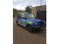 London Taxi Int TX1