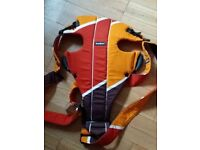 Baby Bjorn Carrier Original Retro Brown/Orange