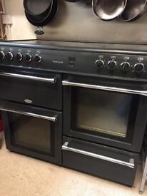 Countrychef electric range cooker