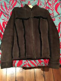 Brown Suede Jacket (Originally sold by Kate Moss)