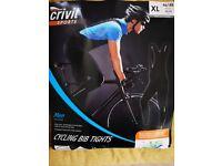 Men Cycling Bib Tights BNWT (CRIVIT)