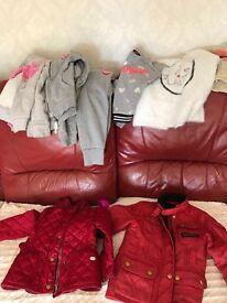 Barbour & jasper childs jackets