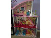 Girls Dolls House.