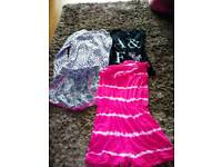 Small Bundle of girls clothes age 9-10/10 yrs