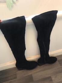 Size 6 thigh high boots