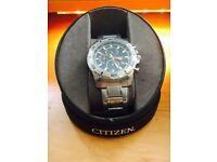 Citizen Men's Quartz Chronograph Watch - 4