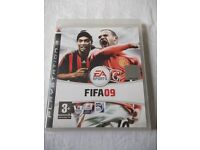 FIFA 09 PS3 GAME