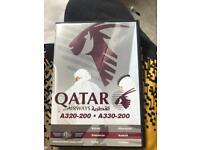 Qatar airways A320-200