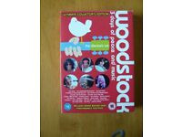 Woodstock 3 Days Of Peace And Music: The Director's Cut - Ultimate Collector's Edition DVD's
