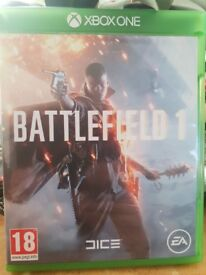Xboxone Battkefield 1