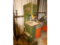 Startrite Industrial Band Saw