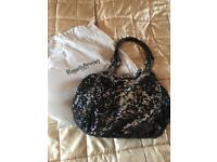 Russell and Bromley sequin handbag