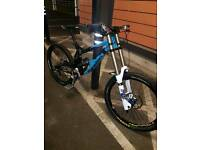 Transition TR450 downhill mountain bike