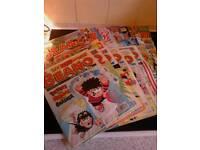 17 Beano comics