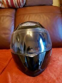 Viper motorbike helmet