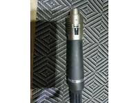 Akg900e shotgun microphone and case