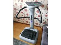 Gadget Fit Power Plate - As New