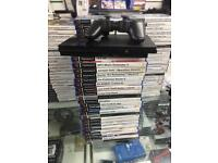 100x ps2 games with ps2 joblot