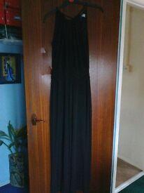 Wallis black jumpsuit