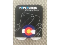 Official PopSocket Colorado Flag