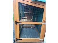 Animal hutch