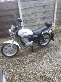 Sinnis SC 125cc ,