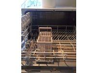 small dishwasher