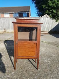 Period Display Cabinet