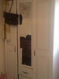 3door wardrobe - Dorchester wardrobe
