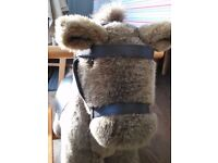 Infant Rocking Horse Soft Good Condition