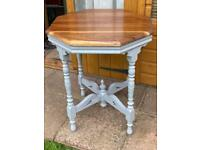 Pretty wooden vintage table