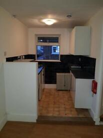 Single studio flat in Gravesend