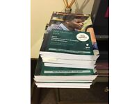 AAT Level 2 Course Books