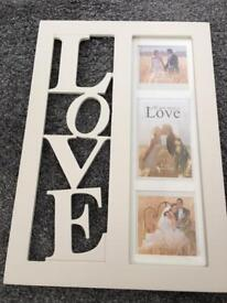 Love Photo Frame New