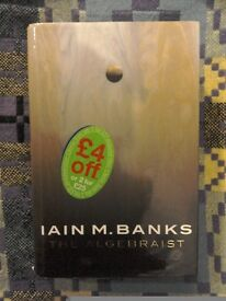 The Algebraist by Iain M. Banks - 1st Edition 2004 - Very Good Condition