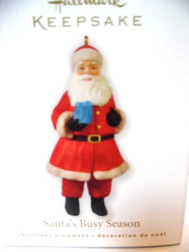 HALLMARK 2010 - Santa