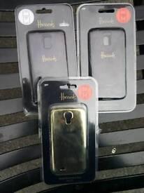 Samsung s4 and s5 original Harrods phone cases