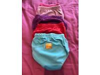 Bright boys training pants 5x bundle